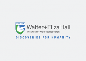 Walter and Eliza Hall Institute of Medical Research logo - Discoveries for Humanity