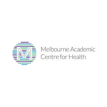 Logo image for Melbourne Academic Centre for Health