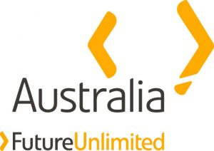 Austrade logo - Future Unlimited