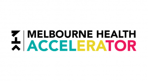 Logo for the Melbourne Health Accelerator
